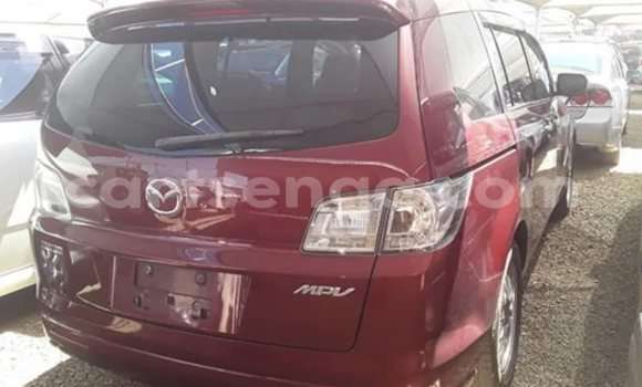 Buy Used Mazda MPV Red Car in Matsapha in Manzini