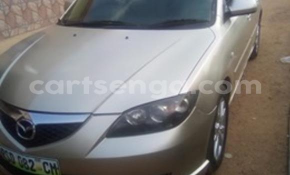 Buy Used Mazda 3 Beige Car in Manzini in Manzini