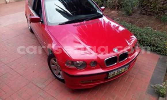 Buy Used BMW 3–Series Red Car in Manzini in Manzini