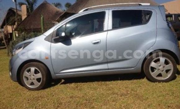 Buy Used Chevrolet Spark Silver Car in Manzini in Manzini