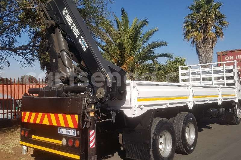 Big with watermark hino truck crane truck 17 257 2007 id 58757154 type main 1