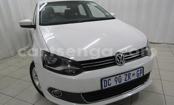 Buy Used Volkswagen Polo White Car in Big Bend in Lubombo District