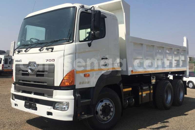 Big with watermark hino truck tipper 2838 700 series 10m3 tipper 2016 id 59563519 type main
