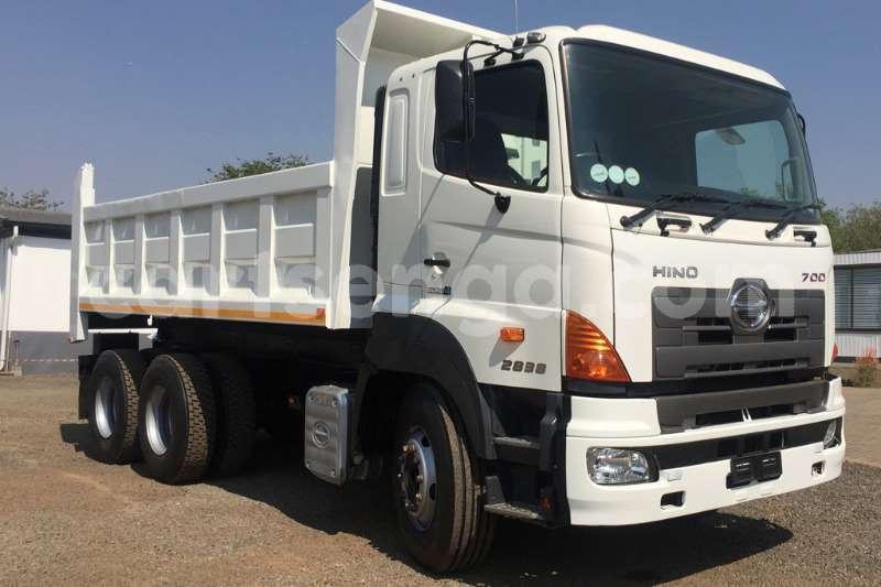 Big with watermark hino truck tipper 2838 700 series 10m3 tipper 2016 id 59563522 type main