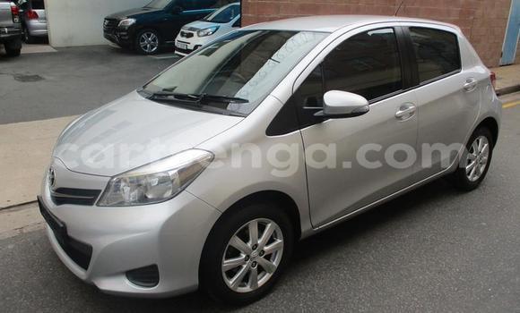 Buy Used Toyota Yaris Silver Car in Big Bend in Lubombo District