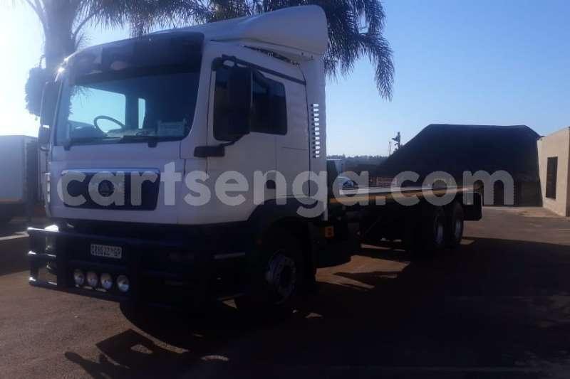 Big with watermark man truck roll back man tag axle 14 ton rollback id 61923217 type main