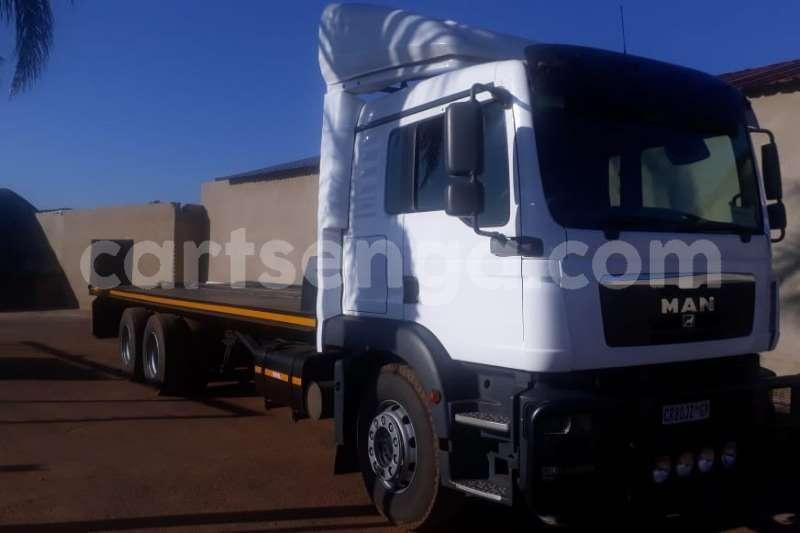 Big with watermark man truck roll back man tag axle 14 ton rollback id 61923218 type main