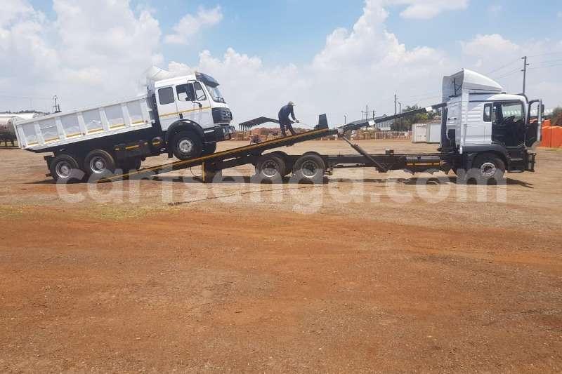 Big with watermark man truck roll back man tag axle 14 ton rollback id 61824299 type main