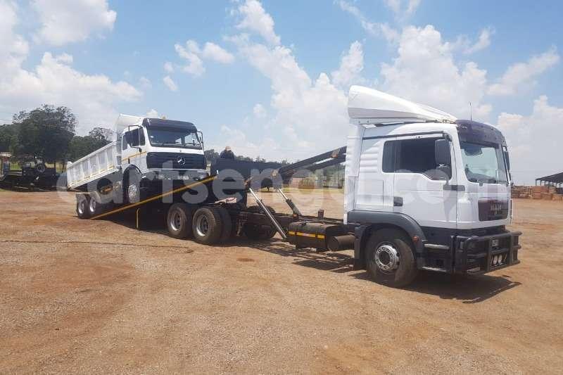 Big with watermark man truck roll back man tag axle 14 ton rollback id 61824300 type main