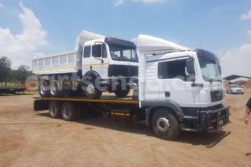 Big with watermark man truck roll back man tag axle 14 ton rollback id 61824303 type main