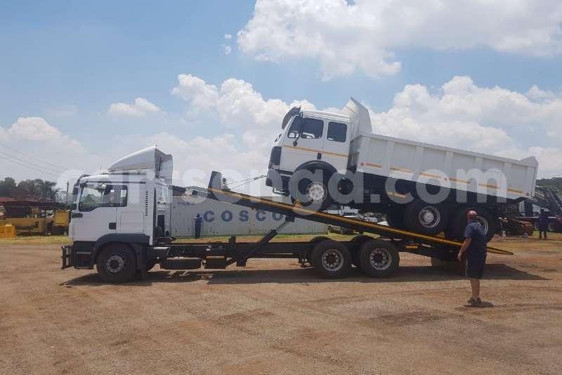 Big with watermark man truck roll back man tag axle 14 ton rollback id 61824305 type main