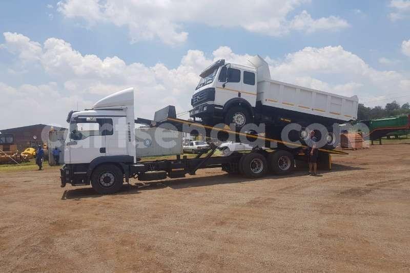 Big with watermark man truck roll back man tag axle 14 ton rollback id 61824313 type main