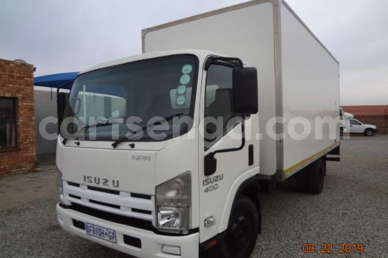 Big with watermark isuzu truck van body npr 400 van body 2011 id 62388380 type main