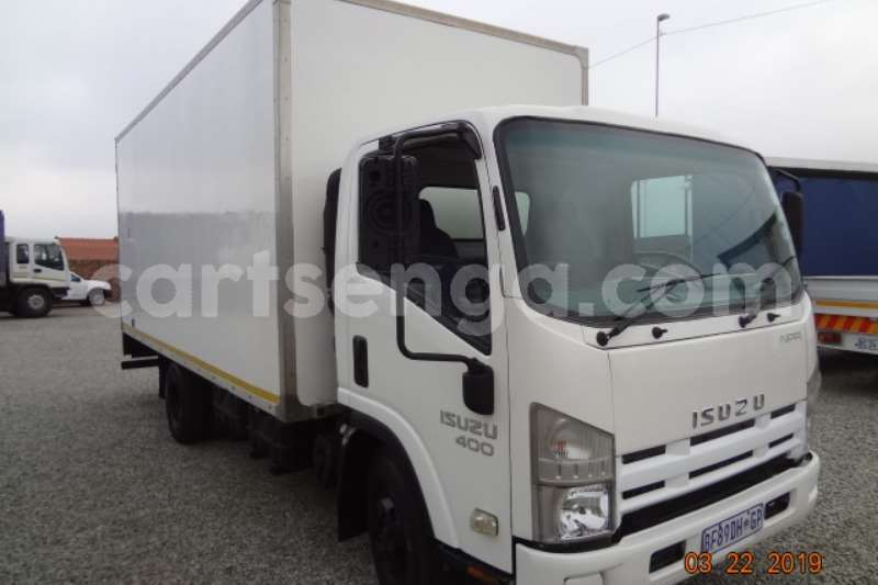 Big with watermark isuzu truck van body npr 400 van body 2011 id 62388382 type main