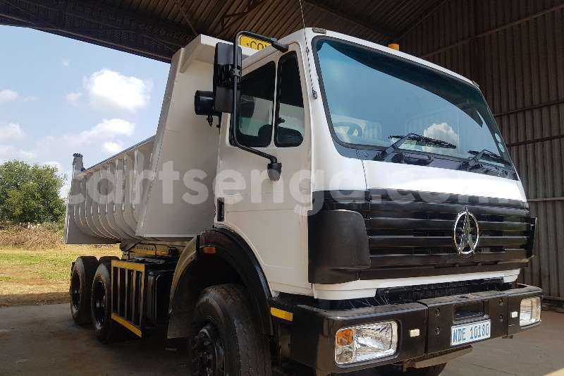 Big with watermark powerstar truck tipper 2006 powerstar 10 cube tipper 2006 id 61724061 type main