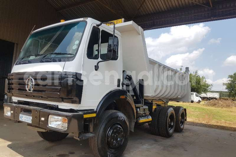 Big with watermark powerstar truck tipper 2006 powerstar 10 cube tipper 2006 id 61724065 type main