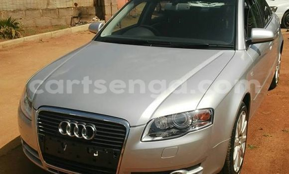 Buy Used Audi A4 Silver Car in Manzini in Swaziland
