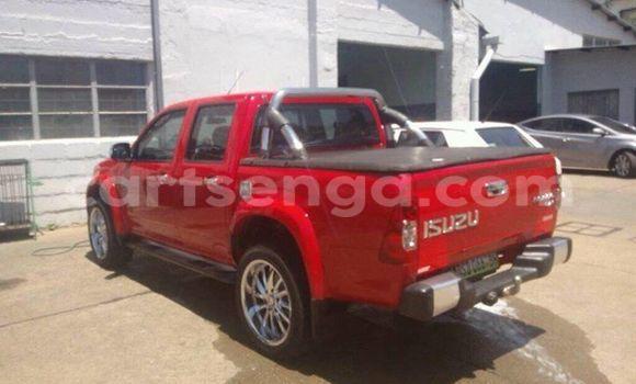 Buy Used Isuzu D-MAX Red Car in Manzini in Swaziland