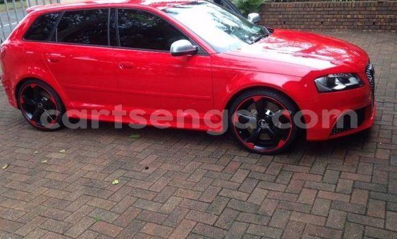 Buy Used Audi RS3 Red Car in Manzini in Manzini