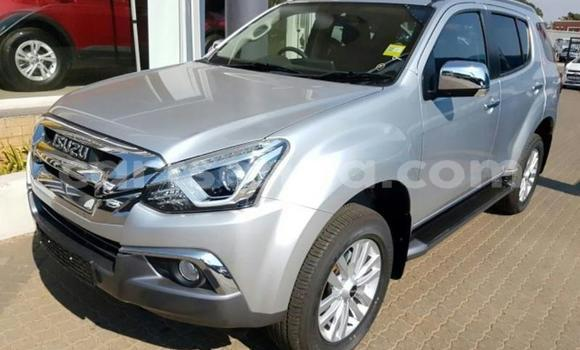 Buy Used Isuzu MU-X Silver Car in Malkerns in Manzini