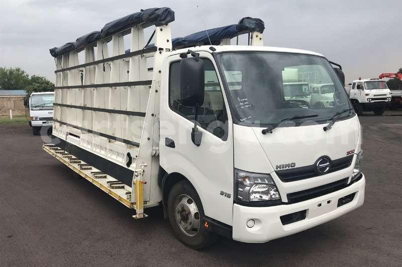 Big with watermark hino truck hino 300 915 glass aluminium body 2016 id 60718826 type main