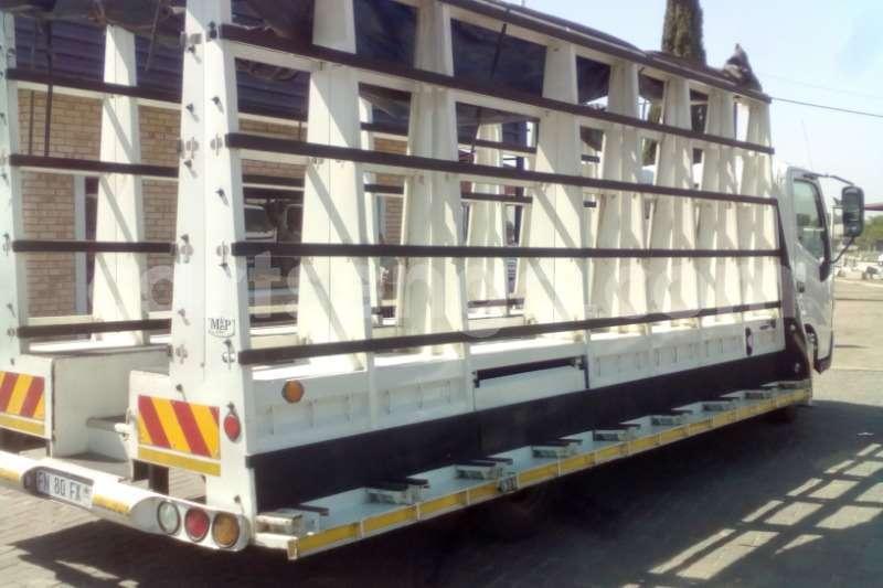 Big with watermark hino truck hino 300 915 glass aluminium body 2016 id 60718835 type main