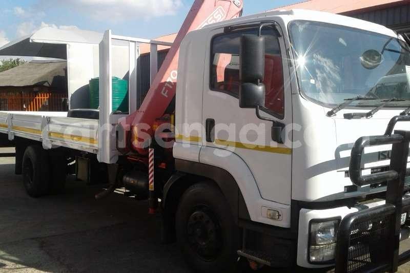 Big with watermark isuzu truck crane truck ftr850 2013 id 60747745 type main