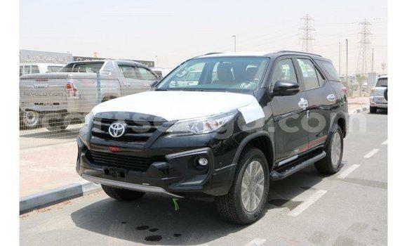 Buy Import Toyota Fortuner Black Car in Import - Dubai in Hhohho