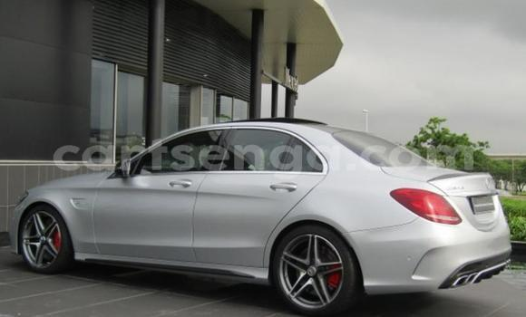 Buy Used Mercedes‒Benz C–Class Silver Car in Mbabane in Manzini