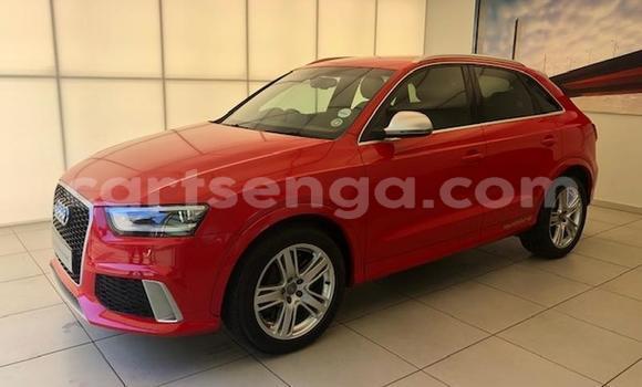 Nunua Ilio tumika Audi RS Q3 Red Gari ndani ya Manzini nchini Manzini