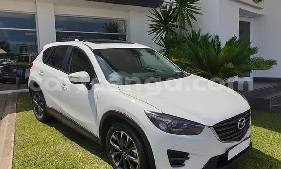 Buy Used Mazda CX-5 White Car in Hlatikulu in Shiselweni District
