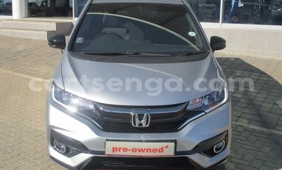 Buy Used Honda Jazz Silver Car in Bhunya in Manzini