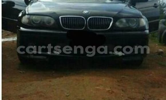 Buy Used BMW 3-Series Black Car in Manzini in Swaziland