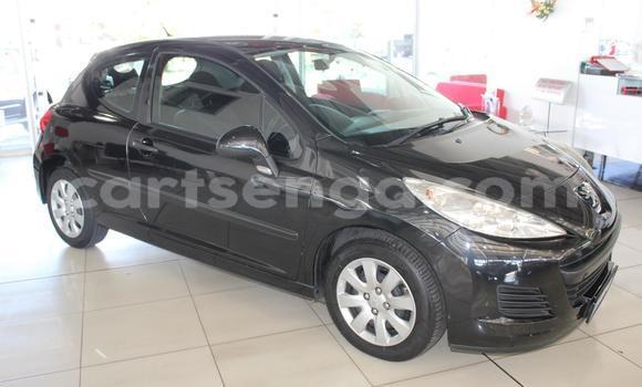Nunua Ilio tumika Peugeot 207 Black Gari ndani ya Bulembu nchini Hhohho
