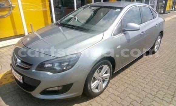 Buy Used Opel Astra Silver Car in Bhunya in Manzini