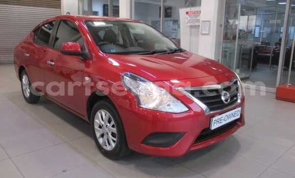 Acheter Occasion Voiture Nissan Almera Rouge à Bhunya, Manzini