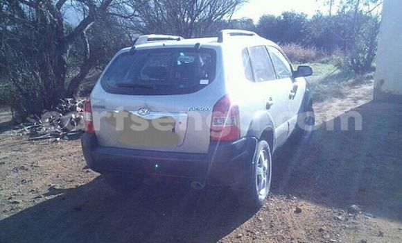 Buy Used Hyundai Tucson Silver Car in Manzini in Swaziland