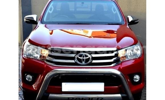Acheter Occasion Voiture Toyota Hilux Rouge à Manzini, Manzini