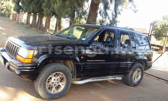 Buy Used Jeep Grand Cherokee Black Car in Manzini in Swaziland