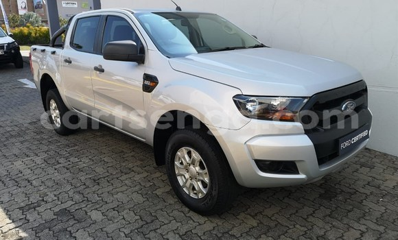 Buy Used Ford Ranger Silver Car in Import - Dubai in Hhohho