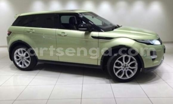 Buy Used Land Rover Range Rover Evoque Silver Car in Import - Dubai in Hhohho