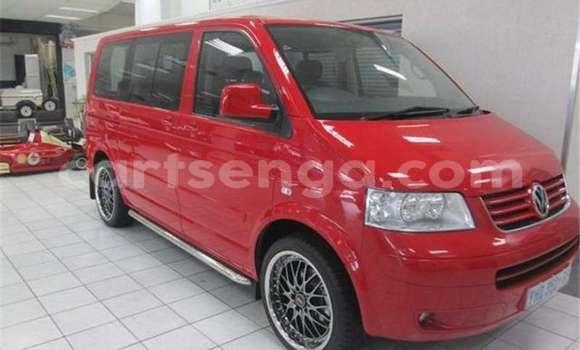 Buy Import Volkswagen Caravelle Red Car in Manzini in Manzini