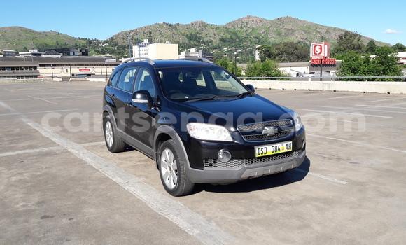 Buy Used Chevrolet Caprice Black Car in Mbabane in Swaziland