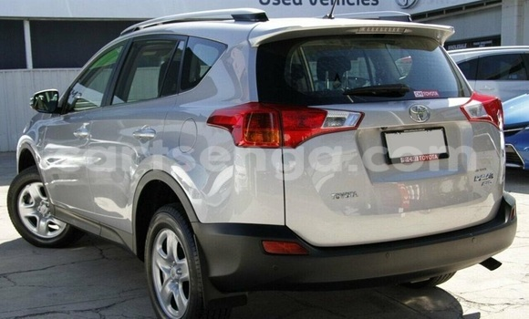 Buy Used Toyota RAV4 Silver Car in Manzini in Swaziland