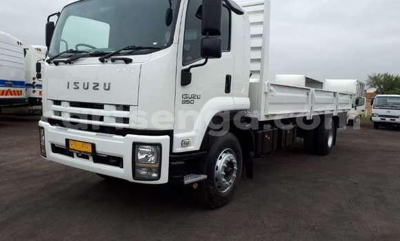 Acheter Occasion Utilitaire Isuzu FTR 850 Blanc à Bhunya, Manzini