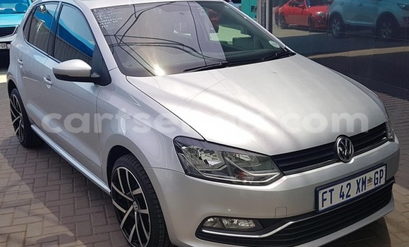 Buy Used Volkswagen Polo Silver Car in Big Bend in Lubombo District