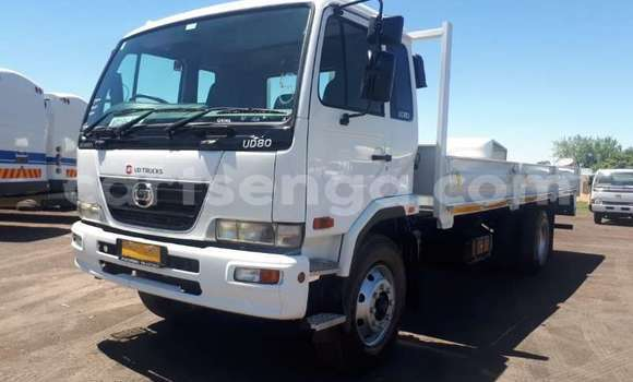 Buy Used Nissan UD White Truck in Hlatikulu in Shiselweni District