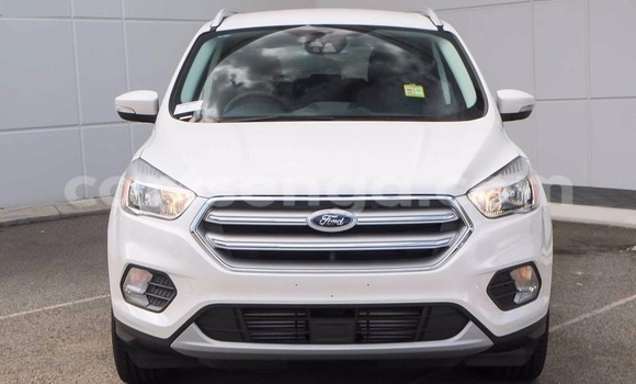 Buy New Ford Escape White Car in Hluti in Swaziland