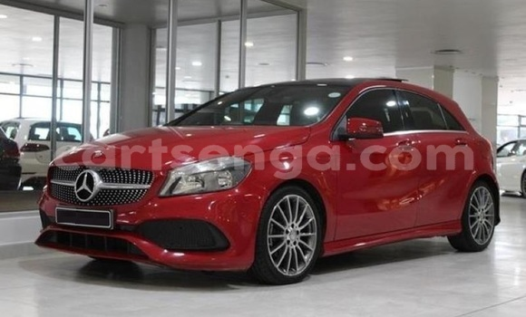 Buy Used Mercedes‒Benz A–Class Red Car in Hluti in Shiselweni District
