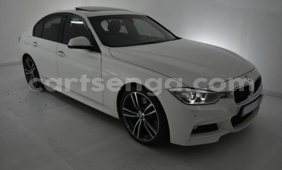 Buy Used BMW 3–Series White Car in Mpaka in Lubombo District